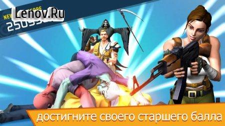 The Running Dead -Zombie Shooting Running FPS Game v 1 (Mod Money)