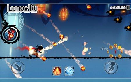 Speedy Ninja v 1.2.20 (Mod Money)