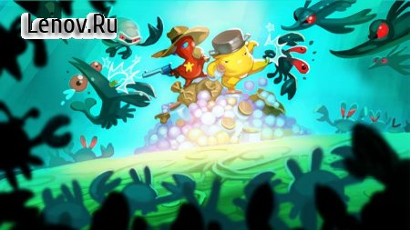 Squids Odyssey v 1.0.90 Мод (Infinite Pearl)