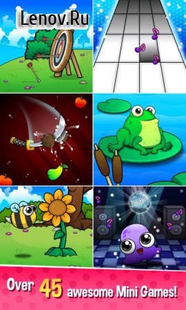 Moy 5 - Virtual Pet Game v 1.46 (Mod Money/Unlocked)