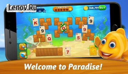 Solitaire Paradise Tripeaks v 1.2.1 (Mod Money)