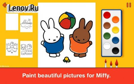 Miffy's World – Bunny Adventures v 5.1.0 Мод (Unlocked)