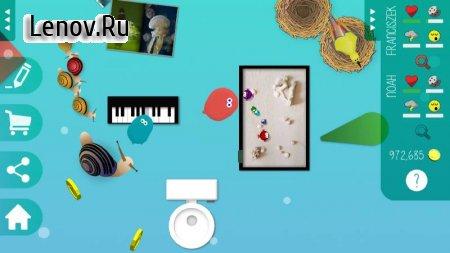 Pet Amoeba - Virtual Friends v 0.60 (Mod Money/Ad Free)
