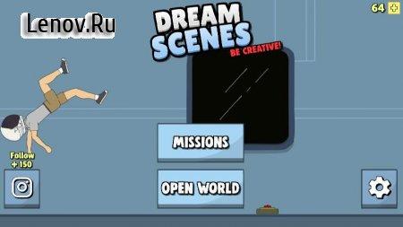 Dream Scenes - Sandbox v 1.06 (Mod Money)