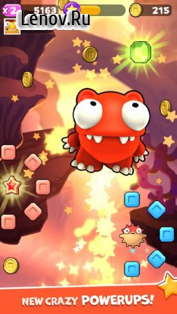 Mega Jump Infinite v 1.0 (Mod Money)