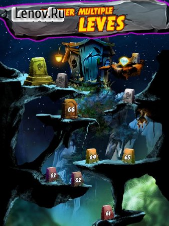 Zombie Ghosts Coin Party Dozer v 10.1.2 Мод (Infinite diamonds/gold/tokens/bucks)
