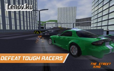 The Street King: Open World Street Racing v 0.41 (Mod Money)