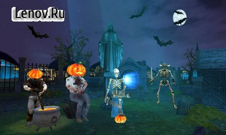 Dead Zombie Shooter - Graveyard fighting v 1.0.2 (Mod Money)