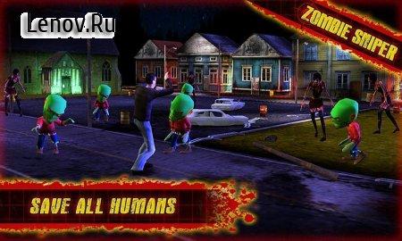 Zombie Sniper 3D v 1.7 (Mod Money)