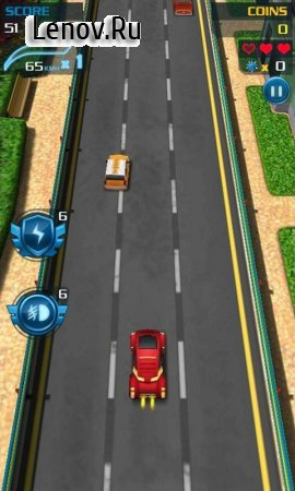 Speed Racing v 1.7 (Mod Money)