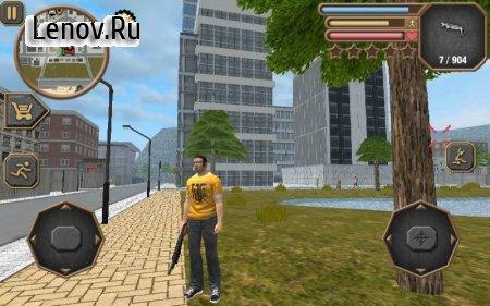 City theft simulator v 1.1 Мод (Unlimited Gems)