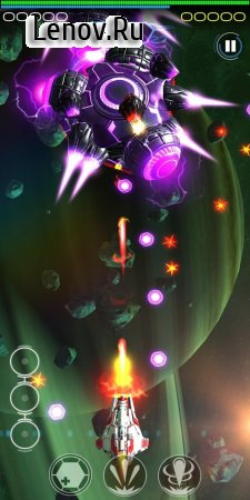 Galaxy Warrior Classic v 1.1.2 (Mod Money)