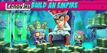 Zombies Inc : Idle Clicker v 2.3.1 Мод (Free Premium Research)