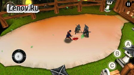 Ronin Warrior v 1.94 Мод (Mod Money/Unlocked)