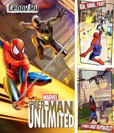 NEW Spider-Man Unlimited / Новый Совершенный Человек-Паук (Latest) v 4.3.1c