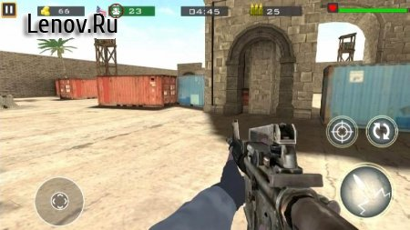 Counter Terrorist - Gun Shooting Game v 63.1 (Mod Money)