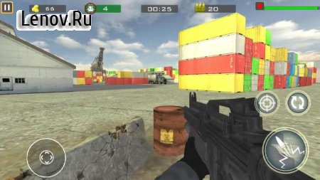 Counter Terrorist - Gun Shooting Game v 62.4 (Mod Money)