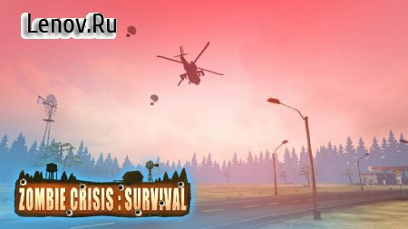 Zombie Crisis: Survival v 2.3 (Mod Items)