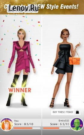 International Fashion Stylist: Model Design Studio v 4.5 (Mod Money)