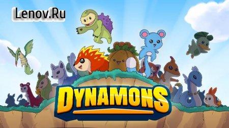 Dynamons by Kizi v 1.6.4 Мод (Unlimited Energy)