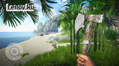 Last Pirate: Island Survival v 0.221 Мод (Free Craft)