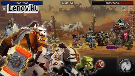 The Wonder Stone: Hero Merge Defense Clan Battle v 1.0.91 (x5 DMG/GOD MODE)
