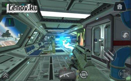 Zombie Shooter World War Star Battle Gun 3D FPS v 1.1 Мод (Mass Ammunition)