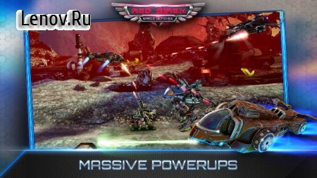 Red Siren: Space Defense v 1.0 (Mod Money)