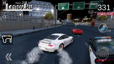 City Drift Legends- Hottest Free Car Racing Game v 1.1.3 Мод (Unlocked all Cars/Paints)