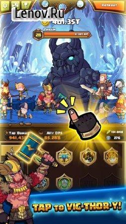 Thor : War of Tapnarok v 1.2.6 Мод (Earn Gold/Blue/Green Jewel Faster)