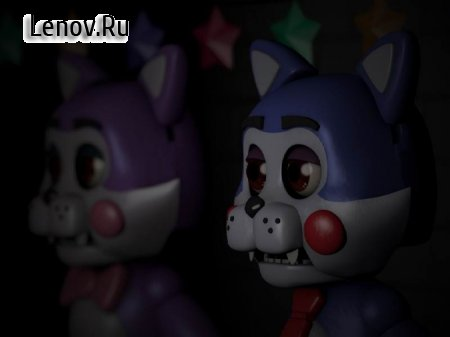 Five Nights At Candy's v 1.0 Мод (полная версия)