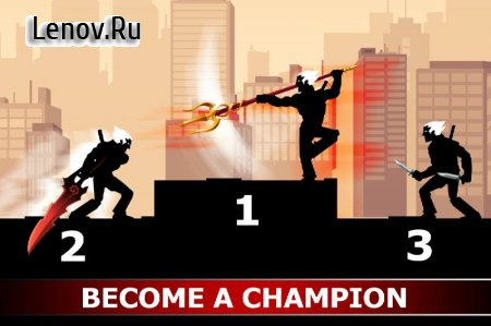 Shadow Fight Battle v 1.0 Мод (Free Shopping)
