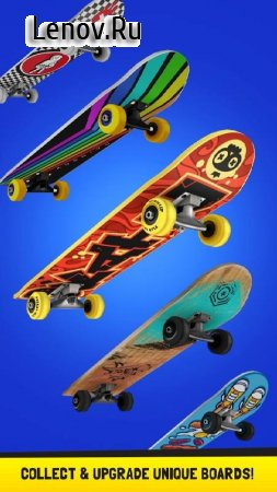 Flip Skater v 1.96 (Mod Money/Unlocked)