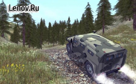 4x4 SUVs Russian Off-Road 2 v 1.0232 Мод (Unlimited Gold Coin)