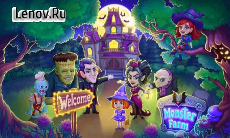 Monster Farm v 1.28 (Mod Money)
