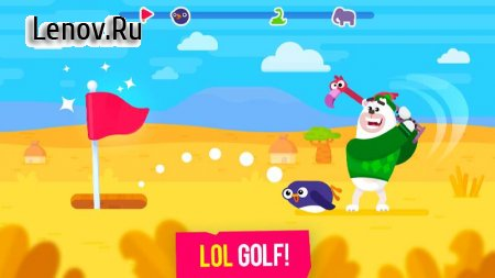 Golfmasters - Fun Golf Game v 1.1.1 (Mod Money)