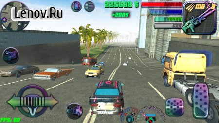 Crazy Miami Online v 1.2 (Mod Money)