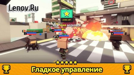 FPS.io (Fast-Play Shooter) v 1.9.1 Мод (Unlimited Bullets)