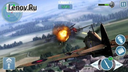 Call of Thunder War- Air Shooting Game v 1.1.2 Мод (Unlimited Gold Coins)