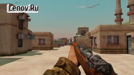 Call of Army Mission WW2 : Frontline Duty v 1.3.1 (Mod Money)