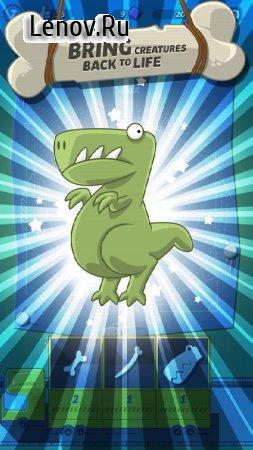 Crazy Dino Park v 1.74 Мод (много алмазов)