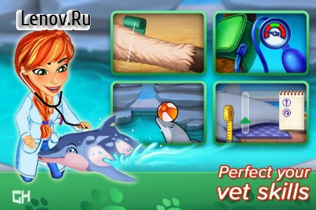 Dr. Cares - Family Practice v 1.8 Мод (Unlocked)