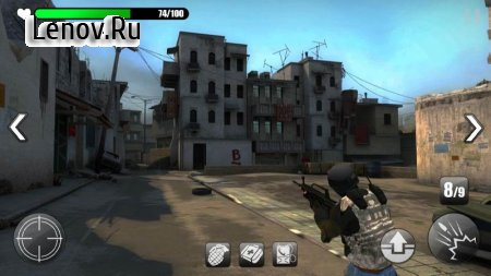 Impossible Assassin Mission - Elite Commando Game v 1.1.3 (Mod Money)