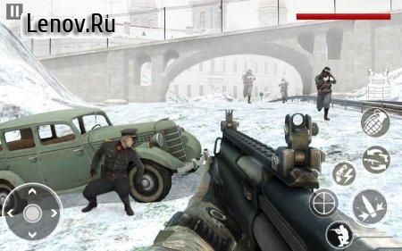 American vs German War Shooter: World War FPS v 3.3 (Mod Money)