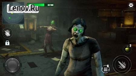 Survival Hazard:Left to Survive in Zombie World v 1.1.1 Мод (Free Shopping)