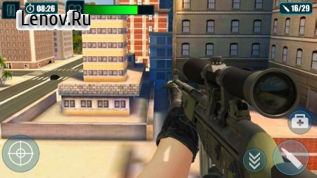 Scum Killing: Target Siege Shooting Game v 1.1.2 Мод (Gold Coins/Diamonds)