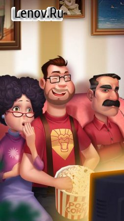Harold Family v 0.2.2.2 Мод (Live/Gold Coins)