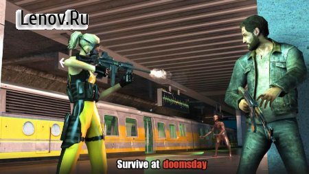Hopeless Raider-FPS Shooting Games v 2.3 Мод (Free SHopping)