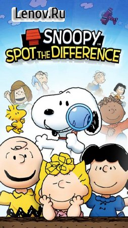 Snoopy : Spot the Difference v 1.0.14 Мод (Unlimited Life)