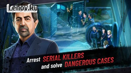 Criminal Minds: The Mobile Game v 1.48 Мод (Unlocked)